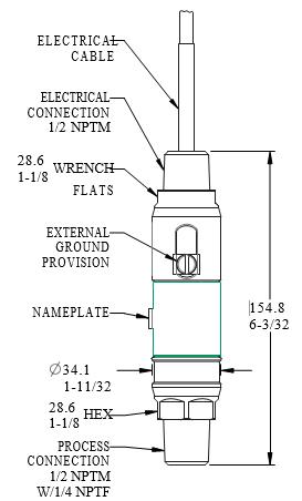 Công tắc áp suất 805QS Sor - SorInc Vietnam