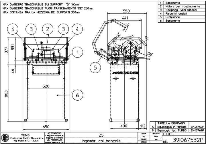 Máy phân tích rung và cân bằng động Z5-TC Cemb