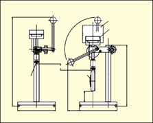 GS 615 Teclock | Máy đo độ cứng cao su Teclock