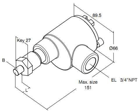 Cảm biến đo độ rung TR-I Cemb