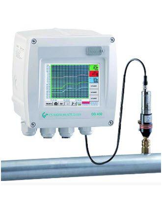 Bộ ghi dữ liệu DS 400 SET CS Instruments