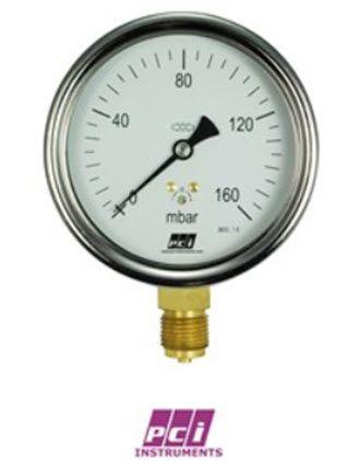 Đồng hồ đo áp suất AX200 PCI Instrument