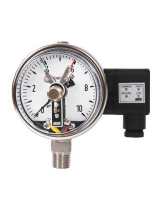 Đồng hồ đo áp suất có dầu P510 Wise - Wise Vietnam