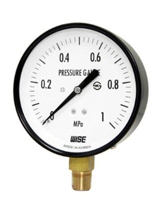 Đồng hồ đo áp suất P110 Wise - Wise Vietnam