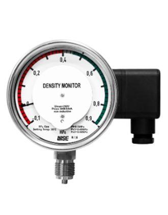 Đồng hồ đo áp suất P590 Wise - Wise Vietnam