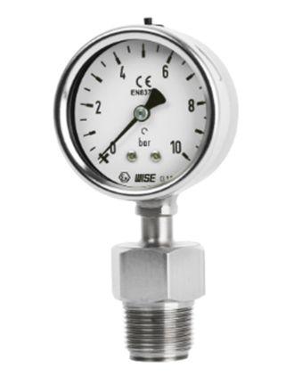 Đồng hồ đo áp suất P757 Wise - Wise Vietnam