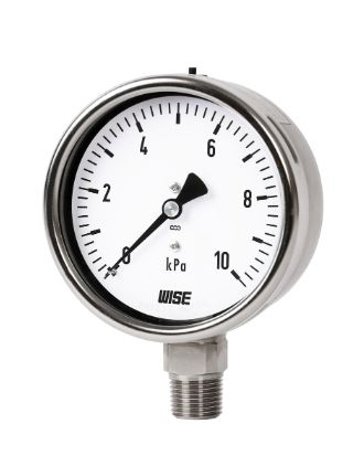 Đồng hồ đo áp suất thấp P422 Wise - Wise Việt Nam