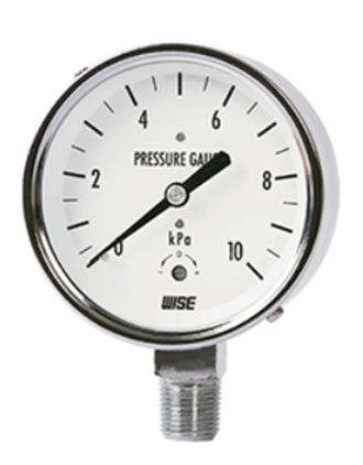 Đồng hồ đo áp suất thấp P440 Wise - Wise Vietnam