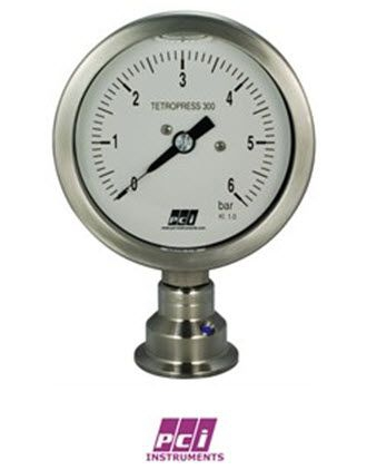 Đồng hồ đo áp suất TP300 PCI Instrument
