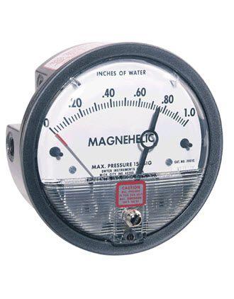 Dwyer 2000 - Đồng hồ đo chênh áp Dwyer 2000