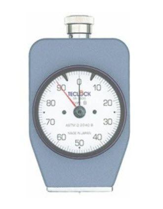 Đồng hồ đo độ cứng cao su Teclock