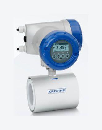 Đồng hồ đo lưu lượng Krohne