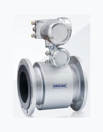 Đồng hồ đo lưu lượng TIDALFLUX 2300 Krohne