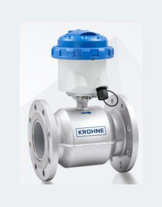 Đồng hồ đo lưu lượng WATERFLUX 3070 Krohne