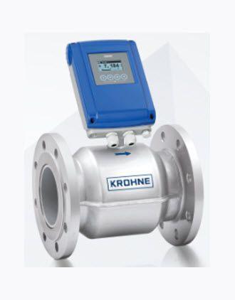 Đồng hồ đo lưu lượng WATERFLUX 3100 Krohne