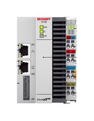 EK1000 Beckhoff | EtherCAT TSN Coupler