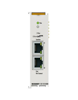 EK1122-0080 Beckhoff | 2-port EtherCAT junction
