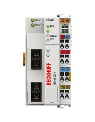EK1501-0010 Beckhoff | EtherCAT Coupler with ID switch