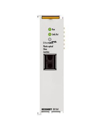 EK1561 Beckhoff | 1-port EtherCAT plastic optical fibre junction