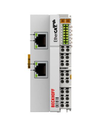 EK1818 Beckhoff | EtherCAT Coupler with integrated digital inputs/outputs