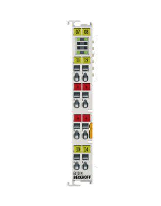 EL1014, EL1018, EL1024, EL1034 Beckhoff | Digital input terminal