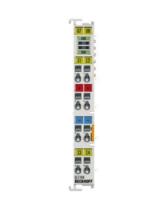 EL1104, EL1114, EL1124, EL1134 Beckhoff   Digital input terminal