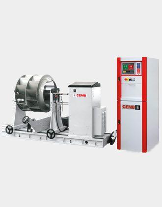 Hệ thống cân bằng động cho động cơ Z750-G-TC Cemb
