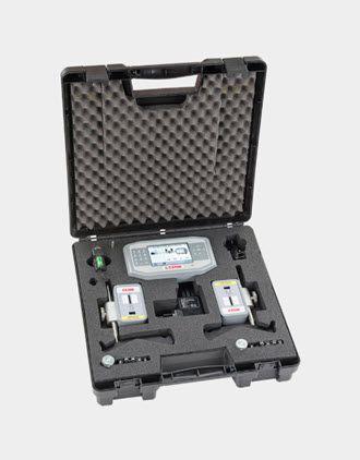 Laser Alignment for Shaft AL30 Cemb