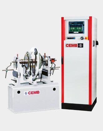Máy cân bằng động Z100-TCN Cemb