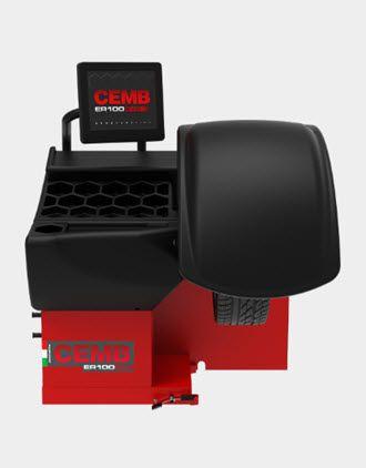 Máy cân bằng lốp ER100 EVO Cemb