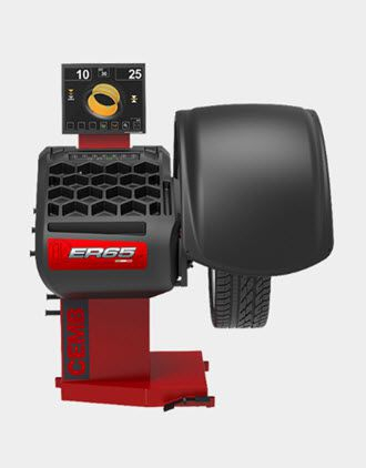 Máy cân bằng lốp ER65 Cemb