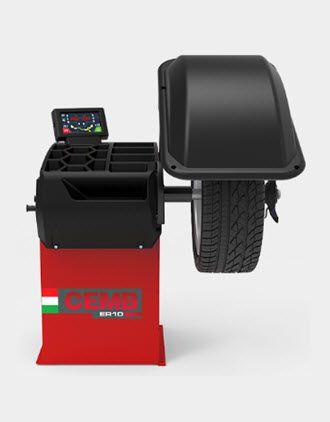 Máy cân bằng lốp ô tô ER10 Cemb