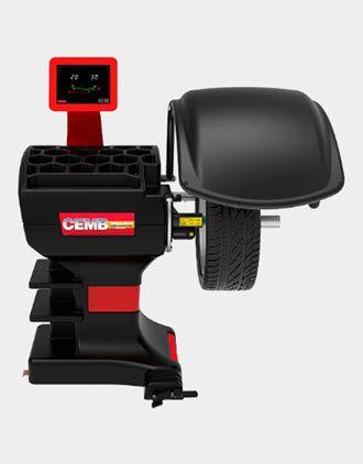 Máy cân bằng lốp xe máy ER80 Cemb