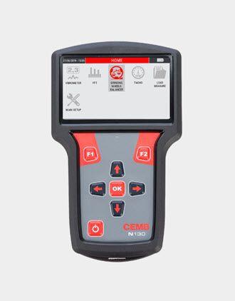 Máy đo độ rung N130-GL Cemb