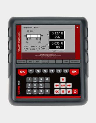 Máy đo độ rung N600 Cemb