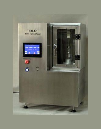 Máy đo lực nén dùng cho chai thủy tinh BTLT-1