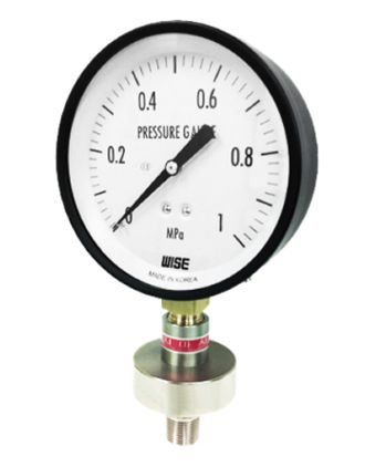 P170 Wise Vietnam - Đồng hồ đo áp suất có màng Wise