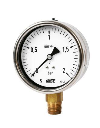 P253 Wise VietNam - Đồng hồ đo áp suất P253 Wise