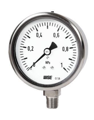 P255 Wise VietNam - Đồng hồ đo áp suất thấp Wise