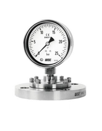 P731,P721,P711 Wise | Đồng hồ áp suất Wise