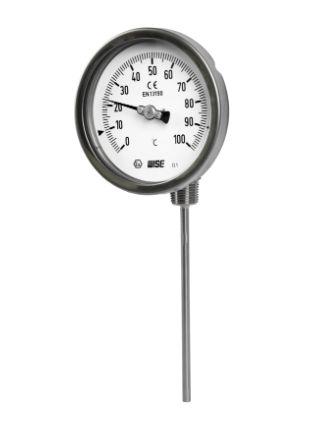 T190 Wise VietNam - Đồng hồ đo nhiệt độ Wise control