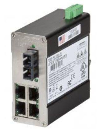 Thiết bị chuyển đổi tín hiệu Ethernet sang tín hiệu cáp quang Redlion