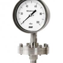 Đồng hồ đo áp có màng P428, P429 Wise