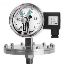 Đồng hồ đo áp suất có màng P501, P502 Wise - Wise Vietnam