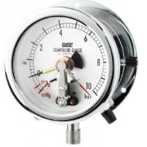 Đồng hồ đo áp suất có tiếp điểm điện PP542, P543  Wise - Wise VietNam