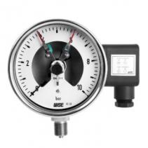 Đồng hồ đo áp suất P500 Wise - Wise VietNam