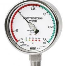Đồng hồ đo áp suất P580 Wise - Wise Vietnam