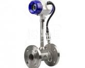 Đồng hồ đo lưu lượng hơi, khí, chất lỏng dạng Vortex
