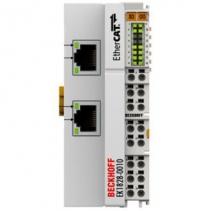EK1828-0010 Beckhoff   EtherCAT Coupler with integrated digital outputs