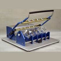 Máy cắt chai lấy mẫu HWBC-1